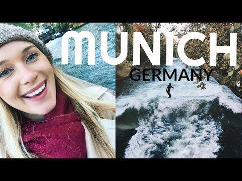 TRAVEL DIARY: MUNICH, GERMANY!