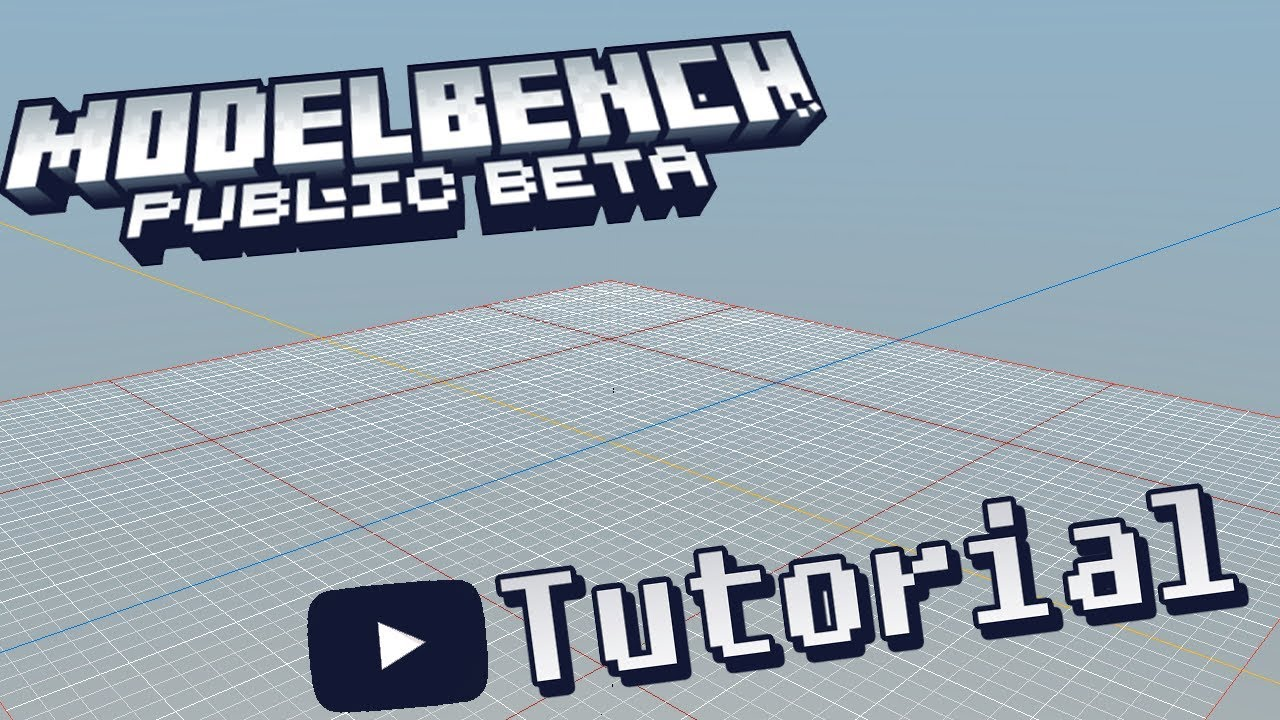 Mine Imator Modelbench Tutorial How To Make An Item