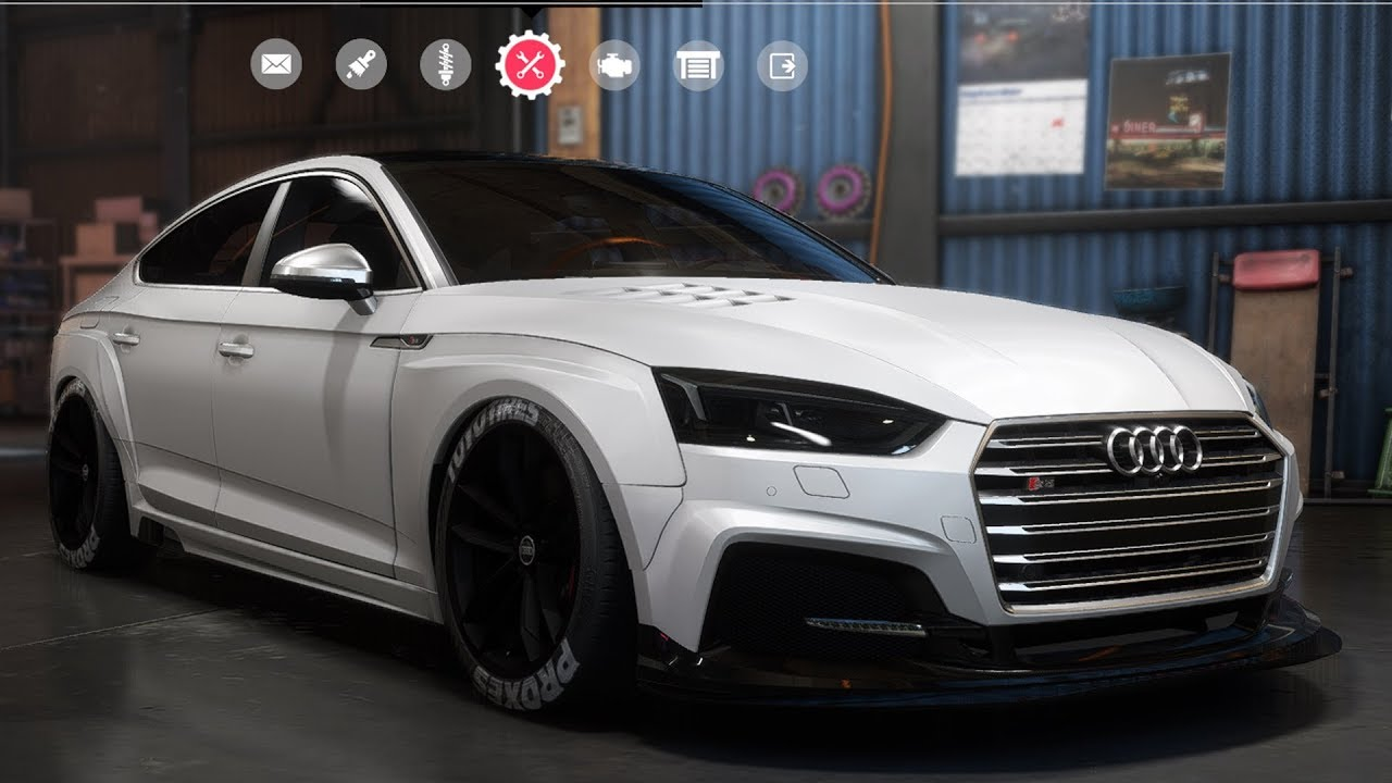 Need For Speed: Payback - Audi S5 Sportback - Customize | Tuning Car ...