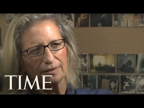 TIME Magazine Interviews: Annie Leibovitz