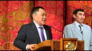 Глава Тувы в День работника культуры вручил государственные награды деятелям отрасли