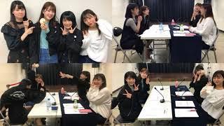 ラジオ関西『ドレドレ♡Lovelys』2018年5月11日放送 ゲスト:中西香菜・...