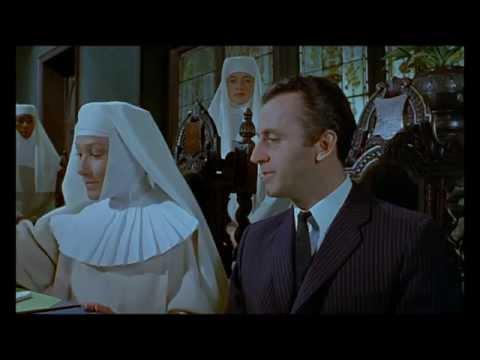 Eddi Arent, Brigitte Horney sprechen Englisch  The Trygon Factor 1966