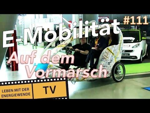 Elektromobilität auf dem Vormarsch  Teil 1 - eltefa Stuttgart