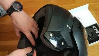 comment installer kit main libre bluetooth sur casque moto