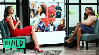 """Moran Atias On Her Role In The NBC Series, """"The Village"""""""