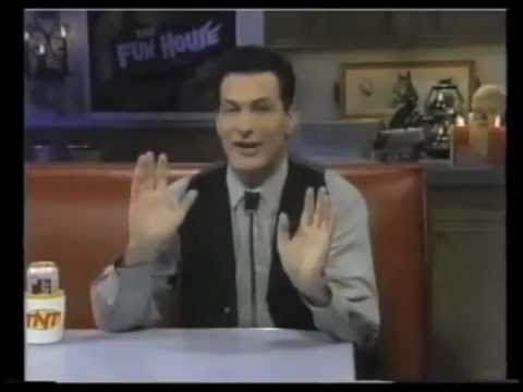 Joe Bob Briggs - The Funhouse - MonsterVision