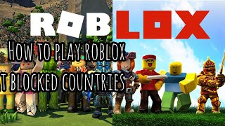 How to make Roblox work in the UAE (United arab Emirates