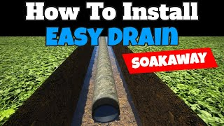 how to install ezy drain