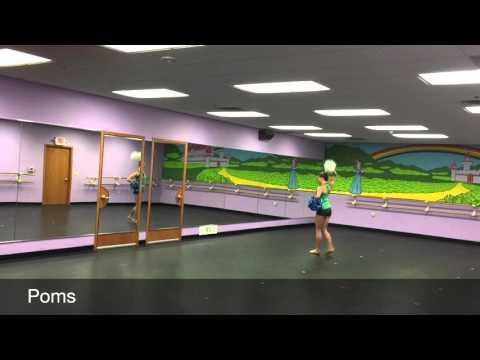 UW Madison Badger Spirit Squad Dance Team audition