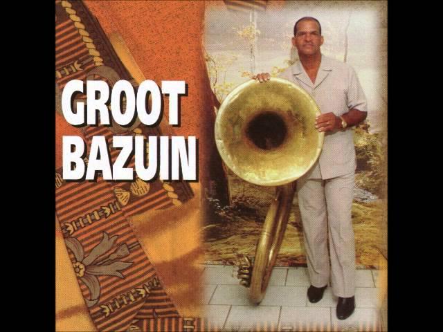 Groot Bazuin - Kloppen Wie Is Daar