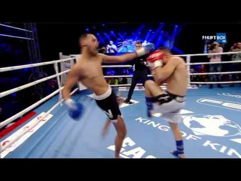 Issam Laazibi vs. Stanislav Renita - King of Kings