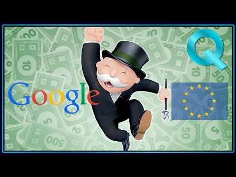 Google Antitrust case in Europe