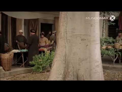 Encuentro de Diana y el Príncipe Mustafa