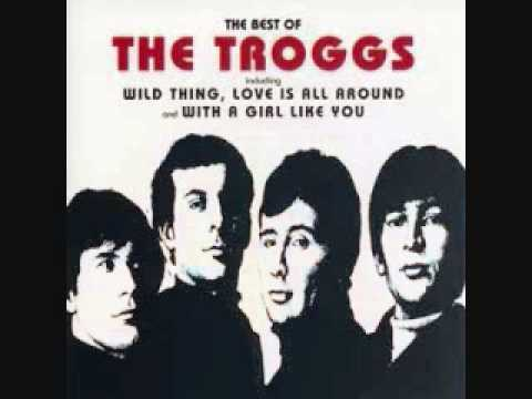Letra cancion with a girl like you the troggs