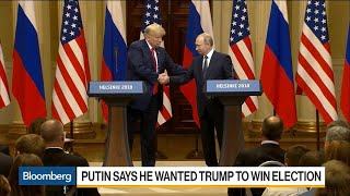 What Putin Gained From Trump at Helsinki Meeting