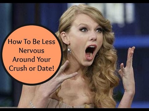 Ask Shallon: How To Not Be Nervous Around Your Crush or Date