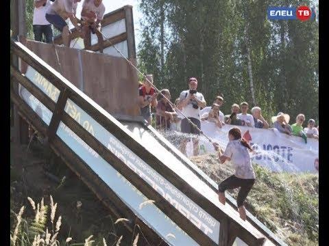 Ельчане стали бронзовыми призерами экстремальной гонки «На высоте»