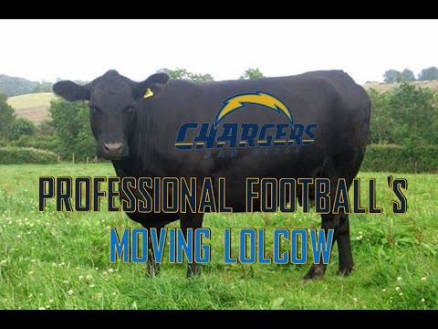 The San Diego Chargers: Professional Football's Moving Lolcow