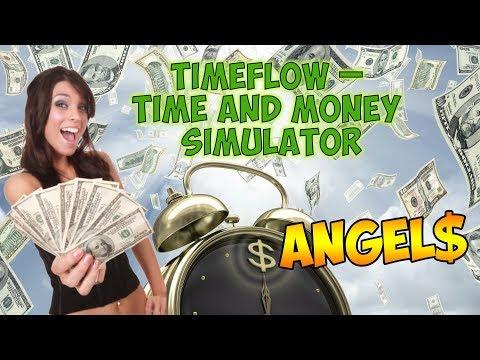 Timeflow – Time and Money Simulator | AngelS | Стрим # 6