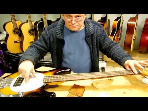 GUITAR24 ОТВЕЧАЕТ: Дребезжат - звенят струны на Бас-гитаре