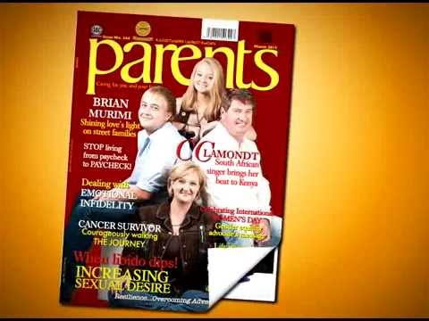 Parents Magazine Kenya March 2015 Youtube