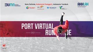 VIRTUAL PORT RUN & RIDE AWARDS 2021