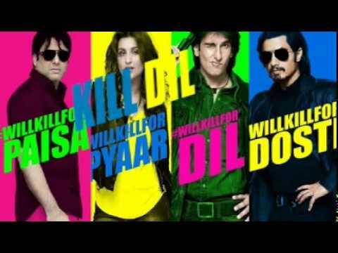 'Bol Beliya' Song - Kill Dil