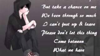 Jon Young - Take a chance on me (with lyrics)