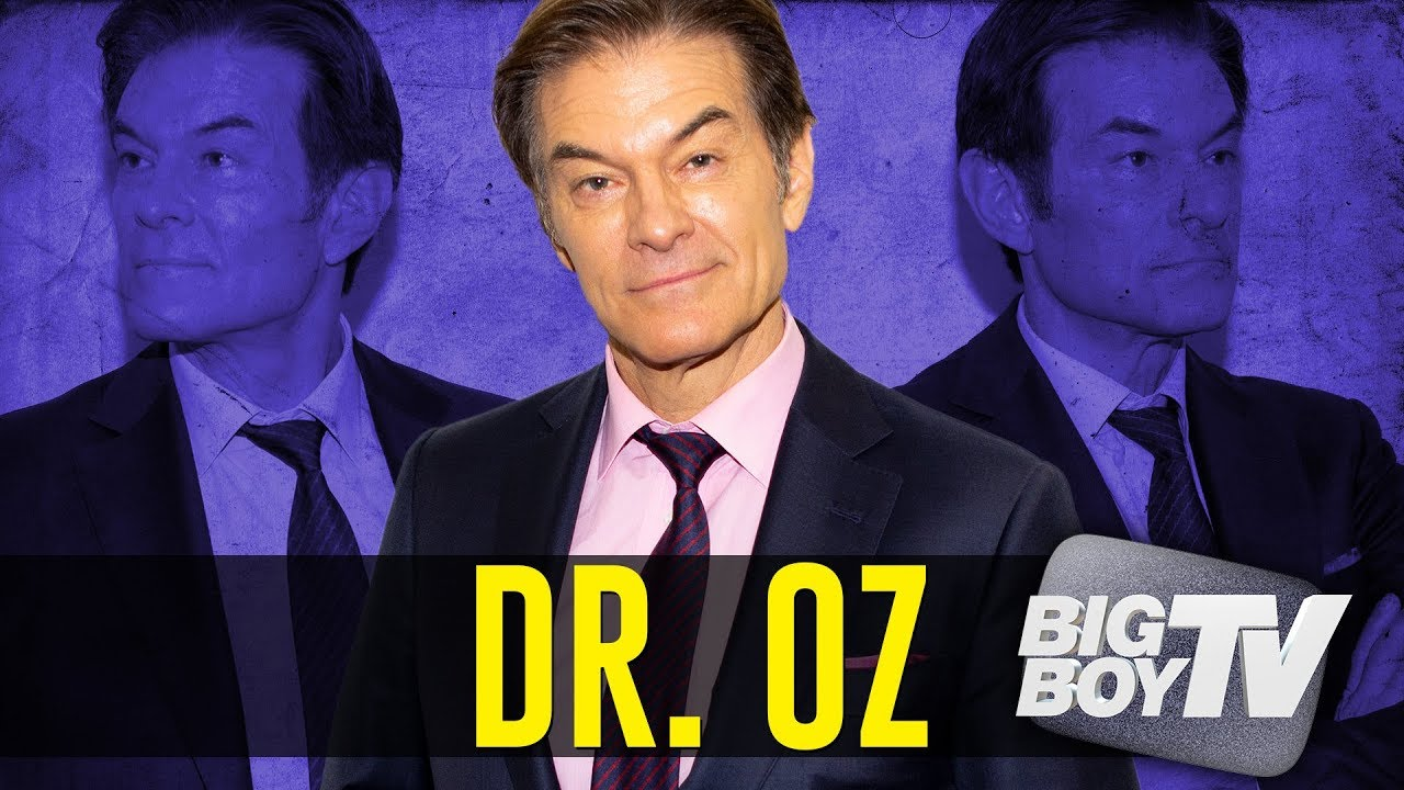 Dr. Oz on Sleep Paralysis, Social Media, Mental Health, Jeffrey Epstein + More!