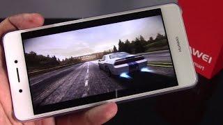 Huawei P9 Lite Smart, rendimiento en juegos