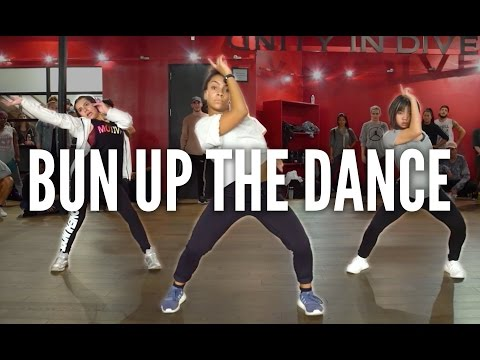 Thumbnail: DILLON FRANCIS & SKRILLEX - Bun Up The Dance | Kyle Hanagami Choreography