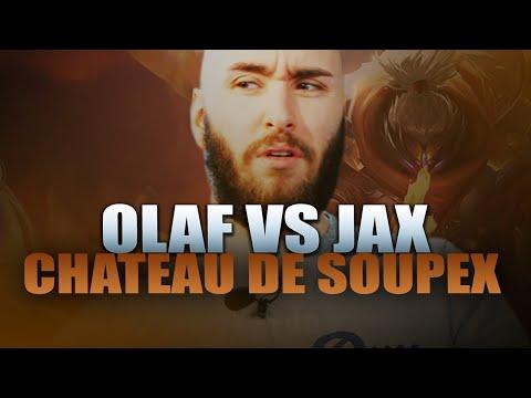 Vidéo d'Alderiate : [FR] ALDERIATE - OLAF VS JAX - PRÉSAISON 11 - NOUS POGGERINONS