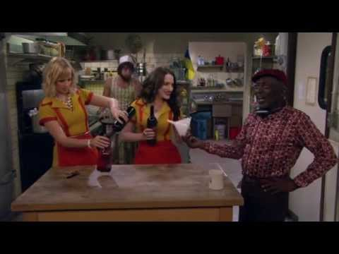 2 broke girls chinese translated sccript