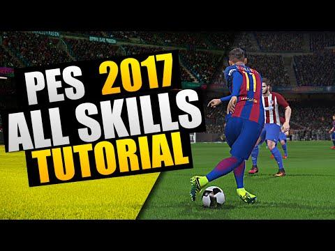 "PES 2017 - ""All New Skills"" Tutorial"
