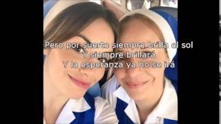 """Lali Esposito - """"Brilla El Sol"""" (con letra)"""