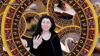 Бесплатные уроки СИНХРОвидения® с Анной Гак! Значение диска Любовь - Принятие
