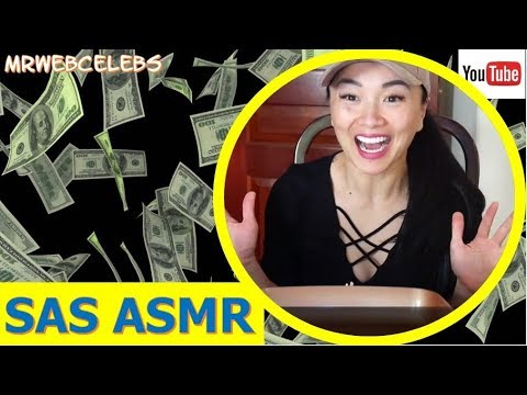 How Much Does Sas Asmr Make On Youtube 2018 Youtube She has an estimated net worth of $4.5 million. how much does sas asmr make on youtube