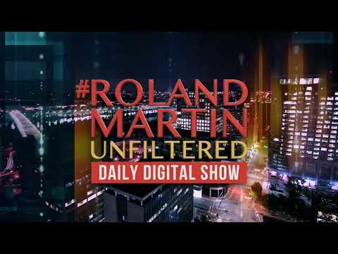 #RolandMartinUnfiltered celebrates the life and legacy of civil rights icon Congressman John Lewis