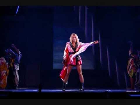 Britney Spears Femme Fatale Tour Studio Version Toxic Japan Remix + Download