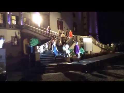Tribute to Versace - Cristina Egger Event - Villa Artimino