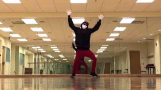 DJ Khaled - Gold Slugs Ft. Chris Brown, August Alsina (Epic Segway Dance Cover) | Darren Nettles
