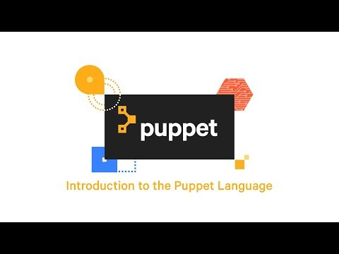 Introduction to the Puppet Language