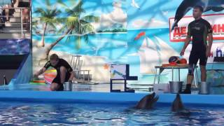 Дельфинарий Сочи парк(Это было необыкновенное шоу!!!Какие же они неземные,и милые!!!Я несколько раз прослезилась за время выступле..., 2016-08-11T21:35:47.000Z)