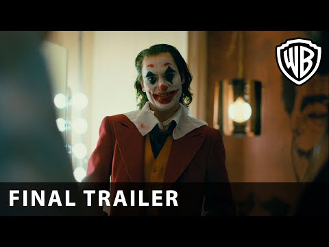 JOKER – Final Trailer – Warner Bros.