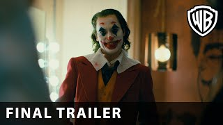 JOKER - Final Trailer - Warner Bros.