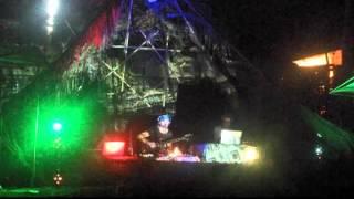 Coma Soul - chill live | Oshoanic Arambol, Goa | indie electronica 2016