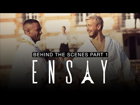 Saad Lamjarred - Ensay (Behind the Scenes Part 1) | (1 سعد لمجرد -  إنساي (الكواليس الجزء
