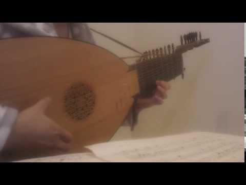 """Ciacona"" In G-minor(lute) ヴァイスのシャコンヌ(リュート)"