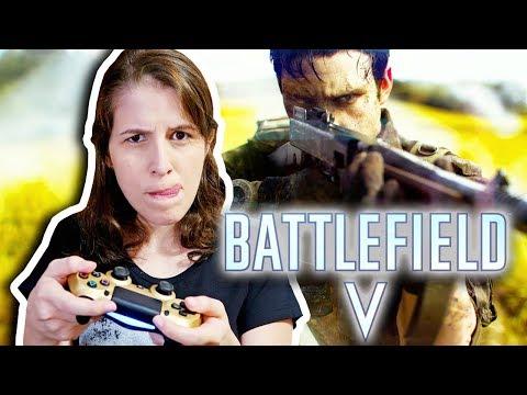 BATTLEFIELD V AO VIVO: O TTK VOLTOU! 👀 (PS4 PRO) thumbnail
